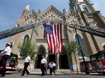 Chicago Fire Department's Memorial Day Mass