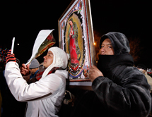 Feast of Our Lady of Guadalupe 2014