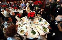 Catholic Charities New Year's Day Celebration Meal 2015