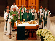 Vicariate I Welcome Mass with Archbishop Cupich