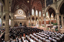 Funeral of Cardinal George