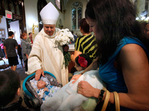 Mass for Expectant Mothers