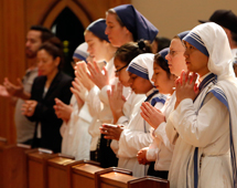 Mass of Thanksgiving for the canonization of Mother Teresa