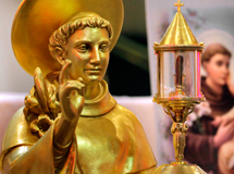 St. Anthony Visits Chicago Area
