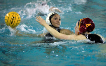 Girls Water Polo - Mother McAuley vs. Marian Catholic, April 14, 2014